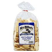 Mrs. Miller's Old Fashioned Extra Wide Egg Noodles