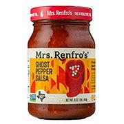 Mrs. Renfro's Ghost Pepper Hot! Salsa
