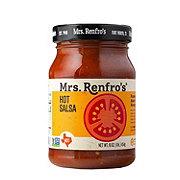 Mrs. Renfro's Hot Salsa