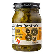 Mrs. Renfro's Jalapeno Peppers - Nacho Sliced