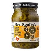 Mrs. Renfro's Jalapeno Peppers - Nacho Sliced