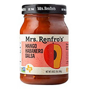 Mrs. Renfro's Mango Habanero Medium Hot Salsa