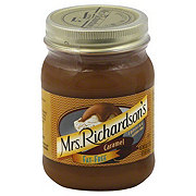 Mrs. Richardson's Caramel Fat Free Topping