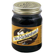 Mrs. Richardson's Chocolate Lover's Fudge Topping