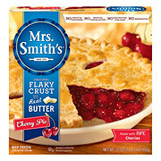 Mrs. Smith's Original Flaky Crust Cherry Pie