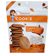 Mrs. Thinsters Pumpkin Spice Cookie Thins