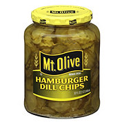 Mt. Olive Hamburger Dill Chips