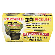 Mt. Olive Kosher Dill Petites Pickle Pak