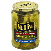 Mt. Olive Kosher Dill Sandwich Stuffers