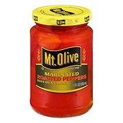 Mt. Olive Marinated Roasted Peppers In Olive Oil and Garlic