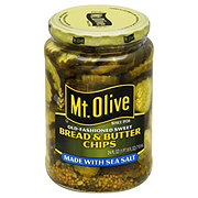 Mt. Olive Old-fashioned Sweet Bread and Butter Chips