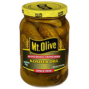 Mt. Olive Petite Kosher Dill  Snack Crunchers