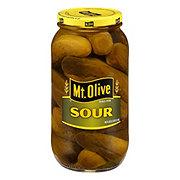 Mt. Olive Sour Pickles