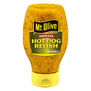 Mt. Olive Squeezable Hot Dog Relish