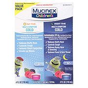 Mucinex Childrens Multi-Sympton Cold Day/Night Liquid
