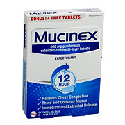 Mucinex Extended Release Bi-layer Tablets