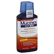 Mucinex Fast-Max Cold & Sinus Multi-Symptom Maximum Strength