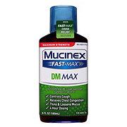 Mucinex Fast-Max DM Max Cough & Chest Congestion Maximum Strength