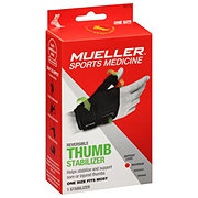 Mueller Sport Care Adjustable One Size Thumb Stabilizer