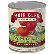 Muir Glen Organic Fire Roasted Whole Tomatoes