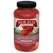 Muir Glen Organic Garlic Roasted Garlic Pasta Sauce
