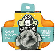 Multipet Groom Genie Small Brush Assorted Colors