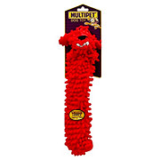 Multipet Lightweight Loofa Dog Toy, Assorted Colors