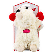 Multipet Mini Lamb Chop Dog Toy