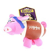 Multipet Pig-Skins Dog Toy Assorted