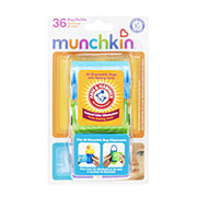 Munchkin Arm & Hammer Lavender Scented Disposable Bag Refills