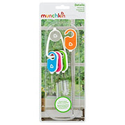Munchkin Details Bottle & Cup Cleaning Brush Set