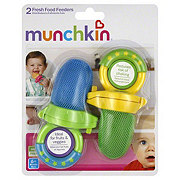 Munchkin Fresh Food Feeders (6+ Months), Assorted Colors