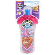 Munchkin Paw Patrol Click Lock Insulated Straw Cup, Assorted Varieties