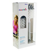 Munchkin Shine Stainless Steel Bottle Brush