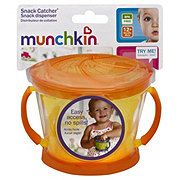 Munchkin Snack Catcher 9 OZ 12+ Months, Assorted Colors