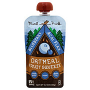 Munk Pack Blueberry Acai Flax Oatmeal Fruit Squeeze