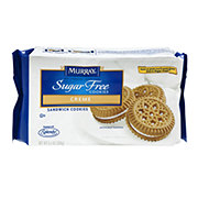 Murray Sugar Free Creme Sandwich Cookies