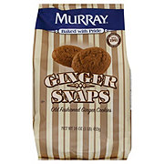 Murray Traditional Ginger Snap Cookies