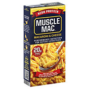 Muscle Mac High Protein Macaroni And Cheese