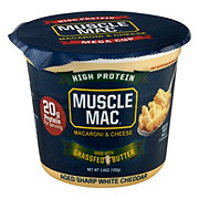 Muscle Mac White Cheddar Mac & Cheese