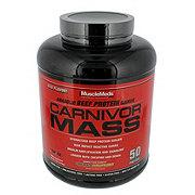 Muscle Meds CARNIVOR MASS, Chocolate Peanut Butter Anabolic Mass Builder