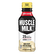Muscle Milk Banana Creme Protein Nutrition Shake