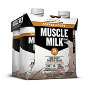 Muscle Milk Cafe Latte Protein Shake
