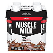 Muscle Milk Chocolate Nutritional Shake