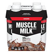 Muscle Milk Chocolate Nutritional Shake