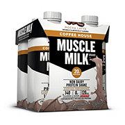 Muscle Milk Coffee House Mocha Latte Protein Shake 4 pk