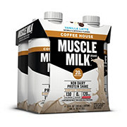 Muscle Milk Coffee House Vanilla Latte Protein Shake