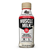 Muscle Milk Cookies and Creme Protein Nutrition Shake
