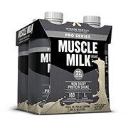 Muscle Milk Pro Series 32 Mega Protein Shake Intense Vanilla