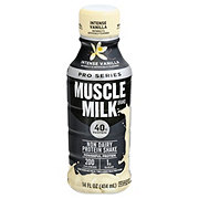 Muscle Milk Pro Series 40 Intense Vanilla Ready-to-Drink Mega Protein Shake